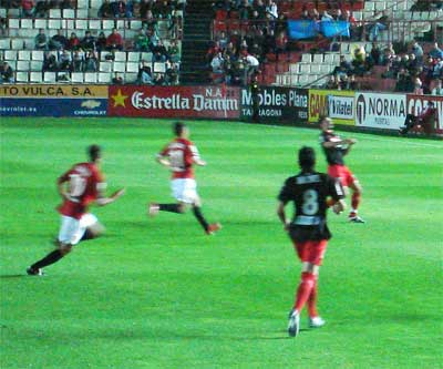 Nàstic 2-0 Sporting: agafen aire