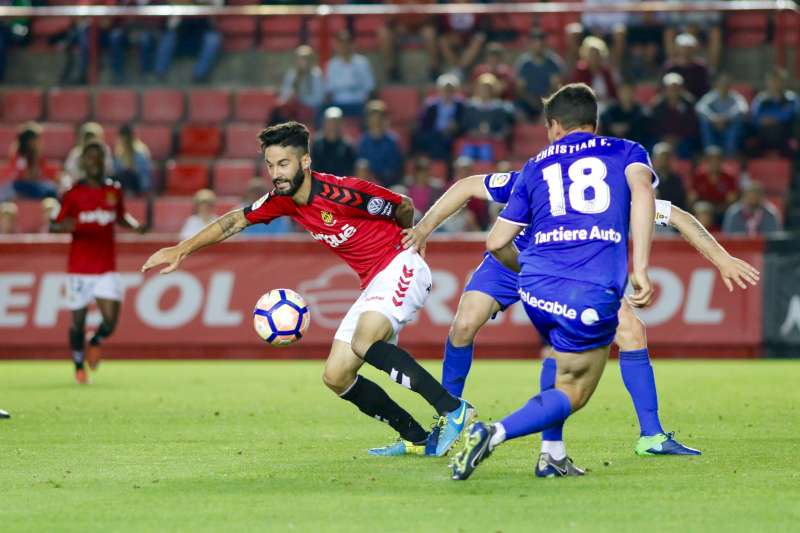 Nàstic 2 – 2 Real Oviedo