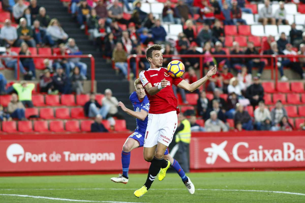 Nàstic 1 – 2 Real Oviedo