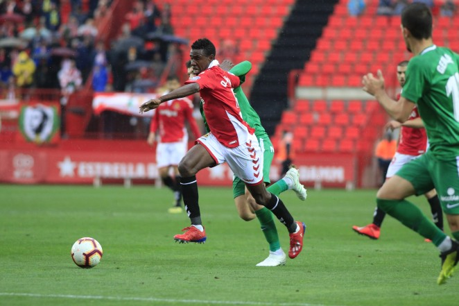 Nàstic 0 - 0 Real Sporting
